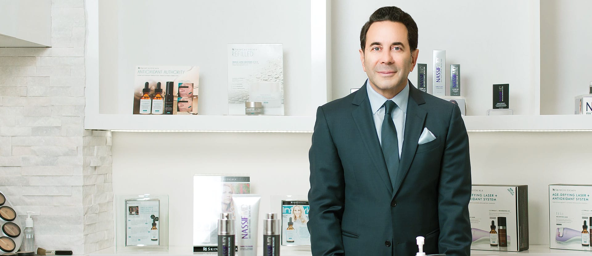 Dr. Paul Nassif, Beverly Hills Facial Plastic Surgeon